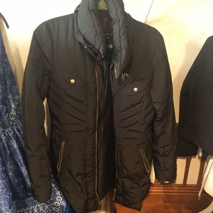 FINAL PRICE Andrew Marc down parka